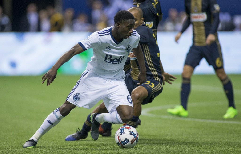 (Photo courtesy Bob Frid/Vancouver Whitecaps)
