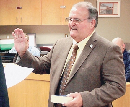 Mayor Aurel Langevin resigns citing ideological differences from council