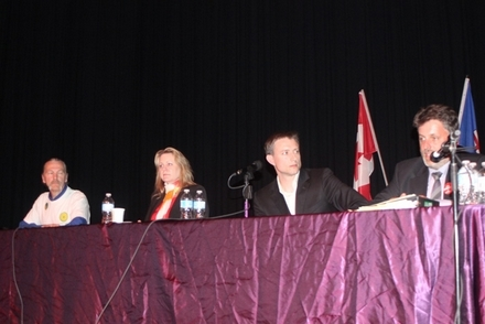 The Lac La Biche Post questionnaire for federal by-election candidates